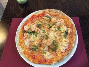 Les pizzas, l'Ostéria à Provins en Seine et Marne, 77